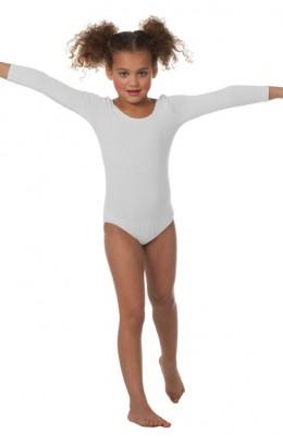 Body voor meisjes wit