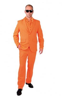 Kostuum oranje