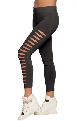 Legging zwart stretch