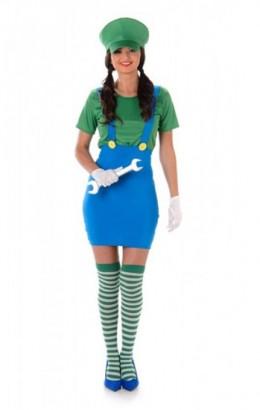 Luigie jurkje