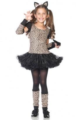 luipaard jurkje Little Leopard