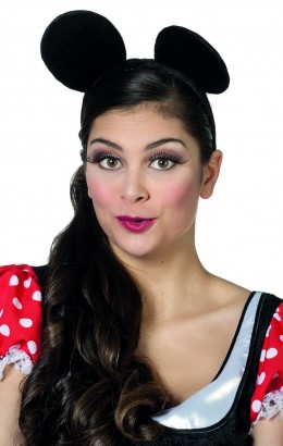 Diadeem Micky Mouse oren
