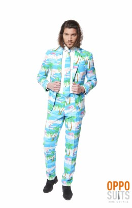 OppoSuit Flaminguy