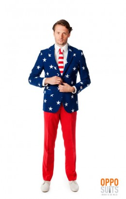 OppoSuit Stars and Stripes