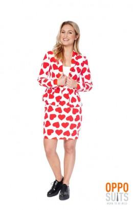Opposuit queen of hearts
