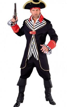 Piratenjas kapitein