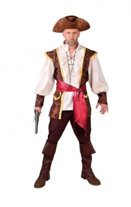 Stoere piraat