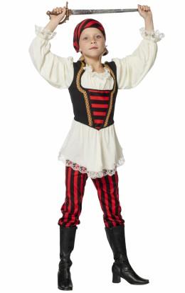 Piraat meisje