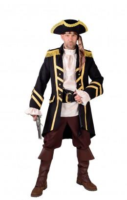 piraten jas heren luxe