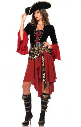 Jurkje piraat Cruel seas Captain