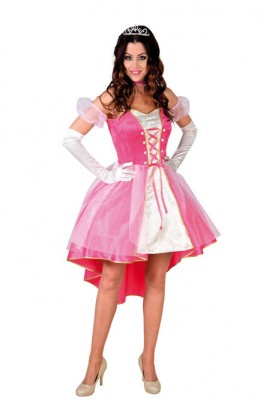 Prinses roze modern