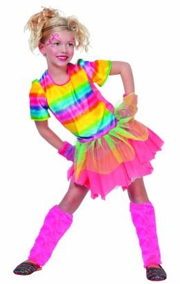 Jurkje regenboog meisje