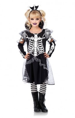 Jurkje Skelet Prinses