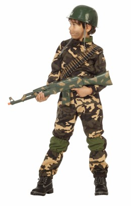 leger overall camouflage