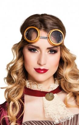 Steampunk bril retropunk