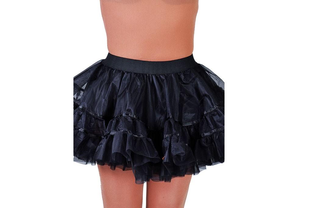 2c3004c75f6 Petticoat zwart kort | Robbies Feestkleding