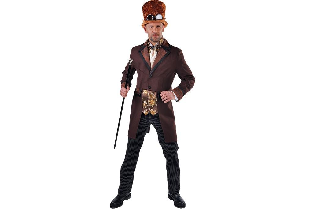 Dickens/Steampunk kostuum heren