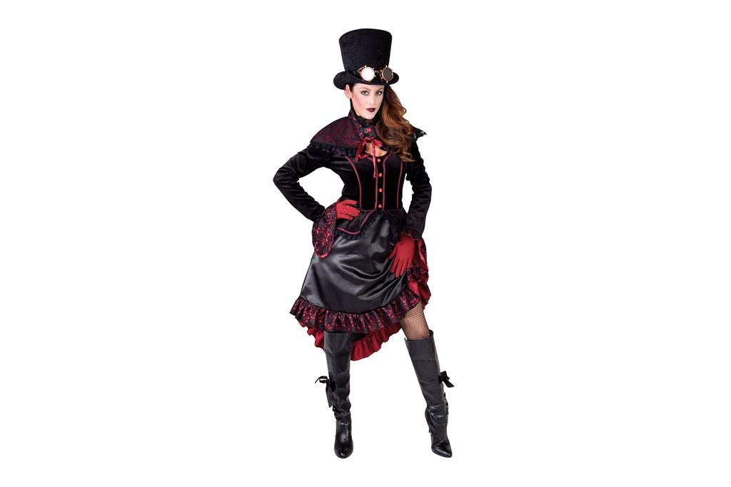 Dickens jurk/ Steampunk jurk