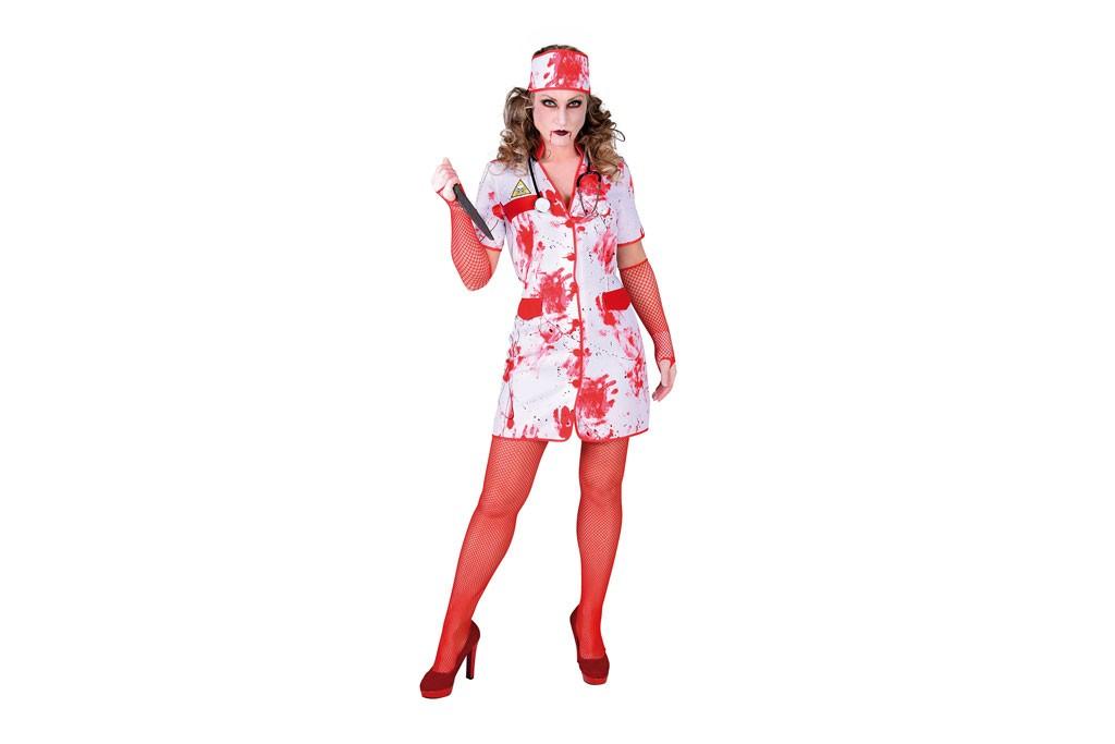 halloween verpleegster